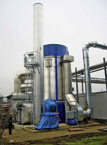 Luftreinigungs-System der Junkes GmbH